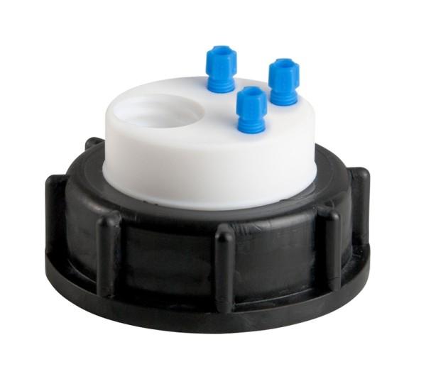 Safety Waste Cap, S55, Typ 2