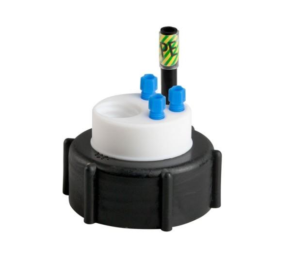 Safety Waste Cap, S51, Typ 5