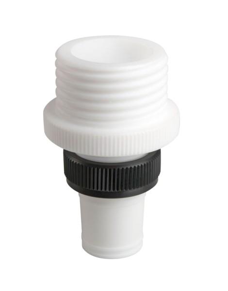 Adapter, für Schliff-Flaschen, GL45 m
