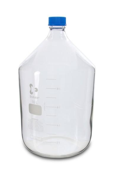 Laborflasche DURAN, GL45, 10 L
