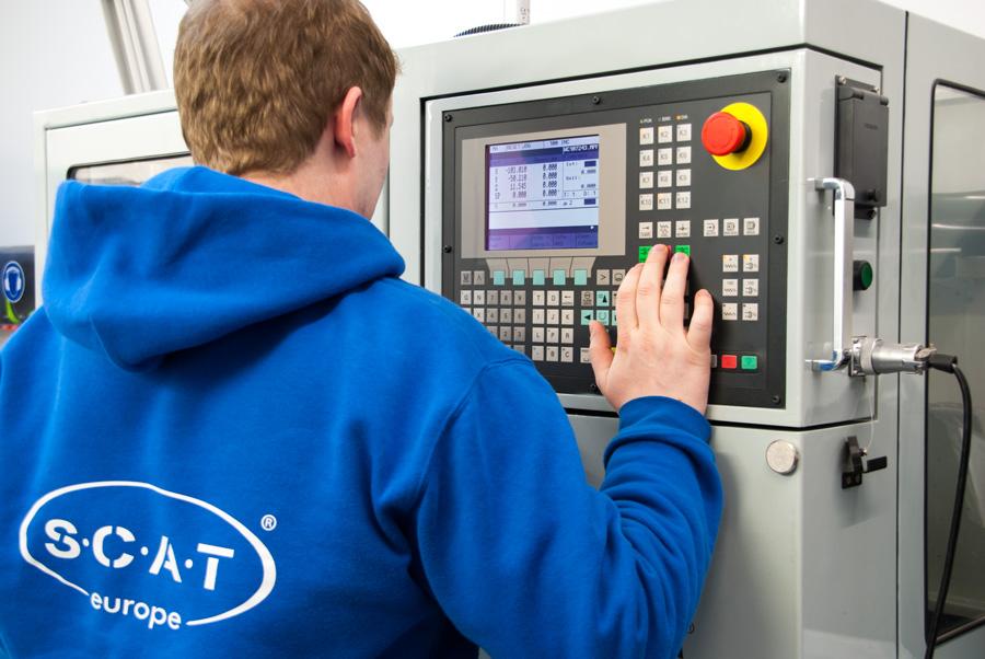 SCAT-Produktion