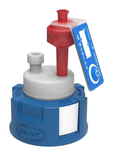 Safety CapI, V2.0, GL45, präparativ