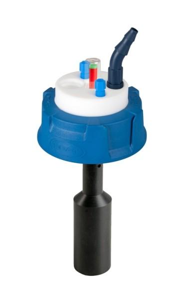 Safety Waste Cap, V2.0, S60/61, Typ 11