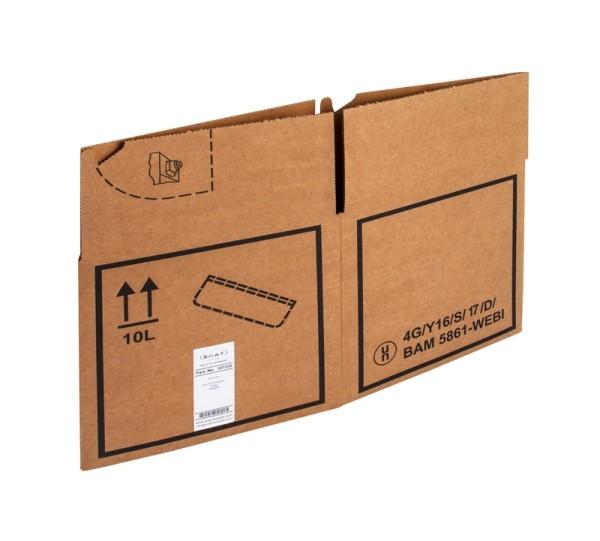 Box für Politainer, 10 L