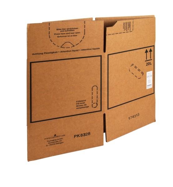 Box für Politainer, 20 L