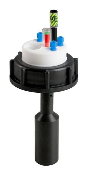 Safety Waste Cap, S55, Typ 8