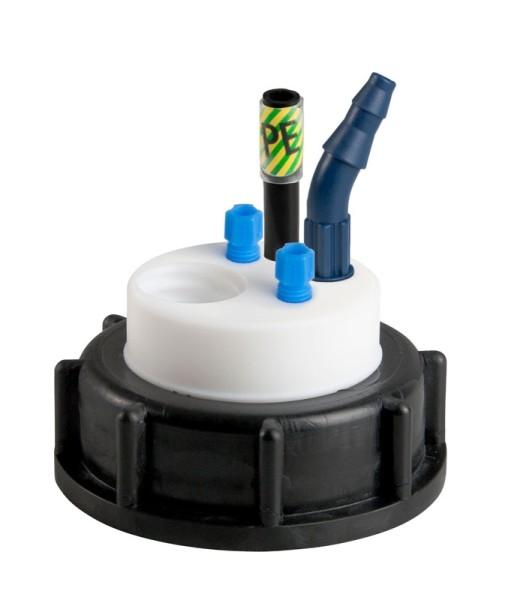 Safety Waste Cap, S55, Typ 5