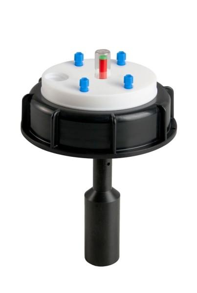 Safety Waste Cap, S90, Typ 6