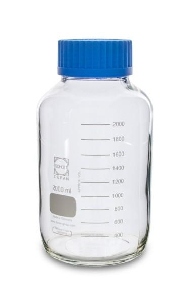Laborflasche DURAN, GLS80, 2 L, Typ 1