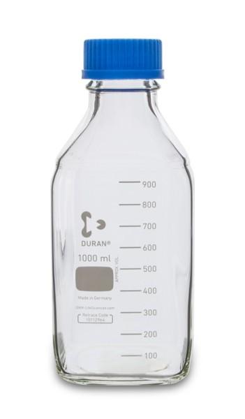 Laborflasche DURAN,GL45, 1 L