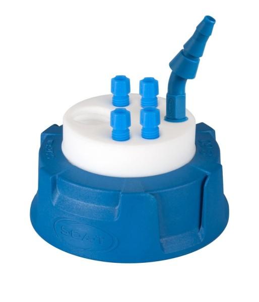 Safety Waste Cap, V2.0, S60/61, Typ 8
