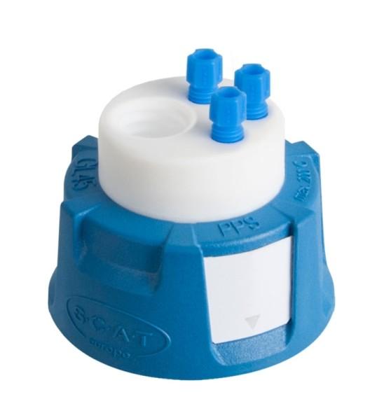 Safety Waste Cap, V2.0, S60/61, Typ 18