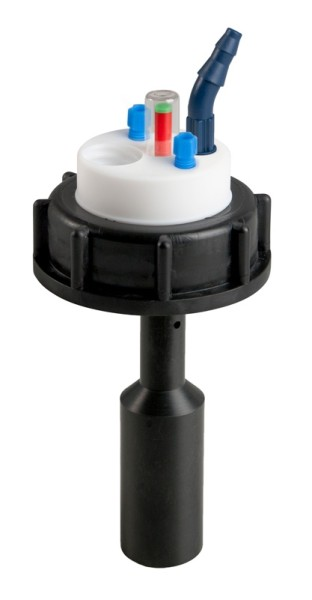 Safety Waste Cap, S55, Typ 7