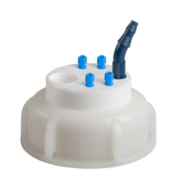 Safety Waste Cap, S65, Typ 3