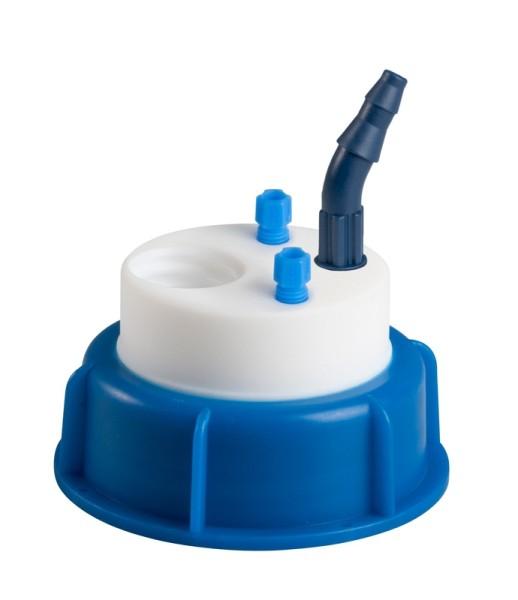 Safety Waste Cap, S50, Typ 3