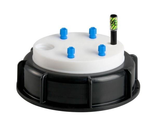 Safety Waste Cap, S90, Typ 3