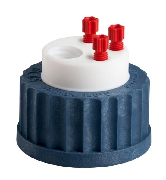 SALE - Safety Waste Cap, GL45, Typ 1