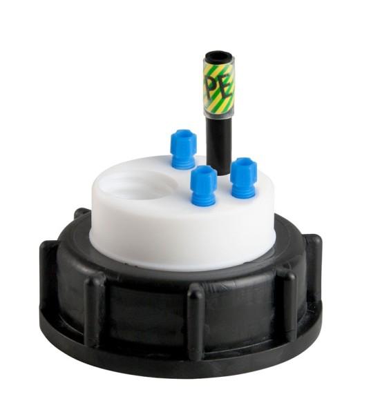 Safety Waste Cap, S55, Typ 4