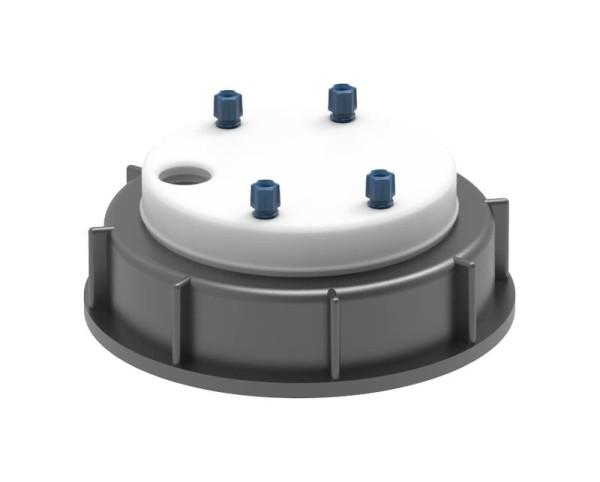 Safety Waste Cap, S90, Typ 2