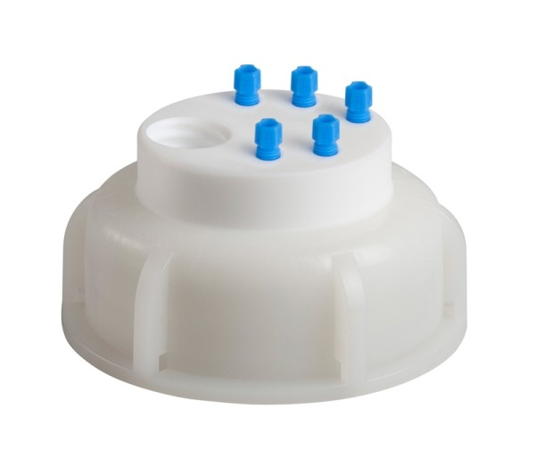 Safety Waste Cap, S65, Typ 2