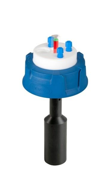 Safety Waste Cap, V2.0, S60/61, Typ 10